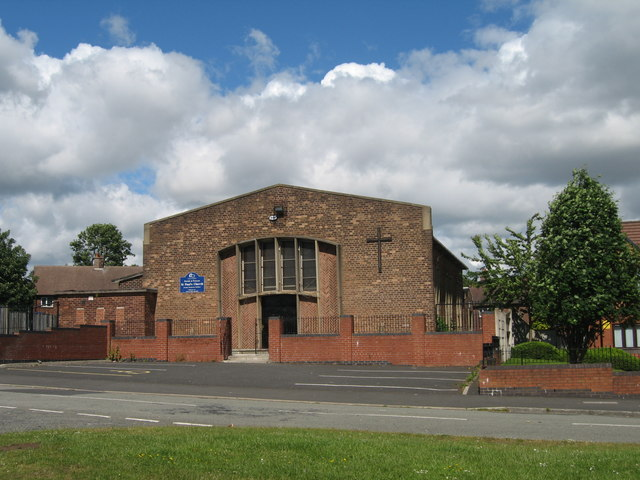 St Paul's Church, Prescot