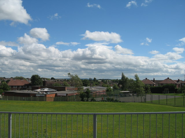 Whiston from Bridge Road