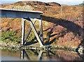 NC2233 : Substance and shadow, Kylesku Bridge by Jim Barton