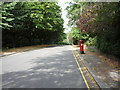 Dist:0.2km<br/>Showing position of Postbox No. NW11 19.  See [[[5208468]]] for postbox.