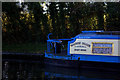 SP9214 : Narrowboat near Marsworth by Robert Eva