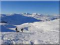 NN5425 : Winter Walk by Adam Ward