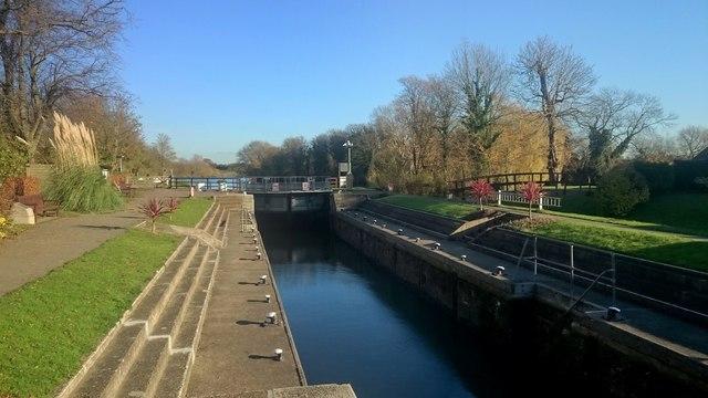 Boveney Lock