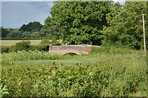 TQ5145 : Vexour Bridge by N Chadwick