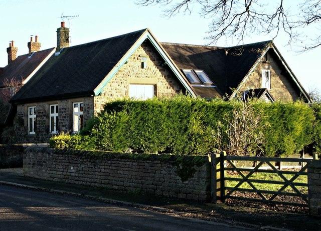 Rowthorne, Nr Glapwell, Derbyshire.