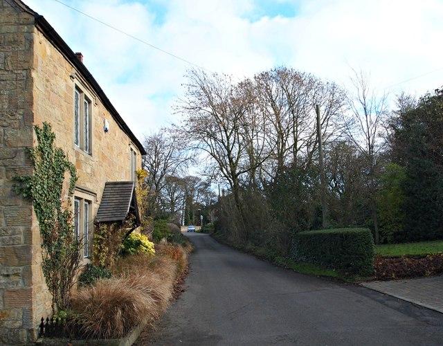 Glapwell, Derbyshire