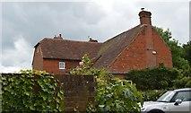 TQ5346 : Price's Farmhouse by N Chadwick
