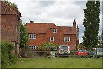 TQ5347 : Leigh Park Farmhouse by N Chadwick
