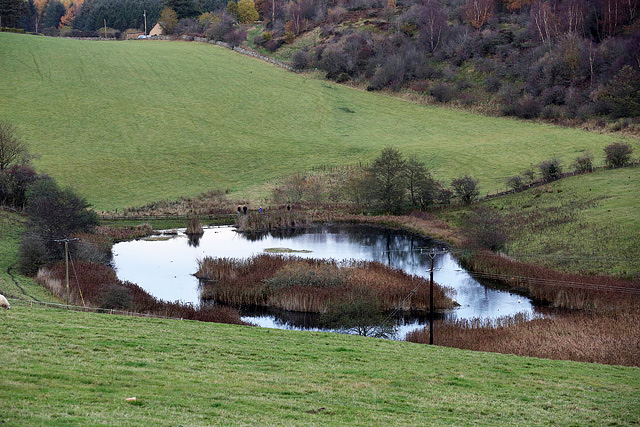 The Pot Loch at Selkirk