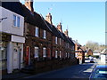 SU3987 : Terrace cottages in Mill Street, Wantage by Alex Passmore