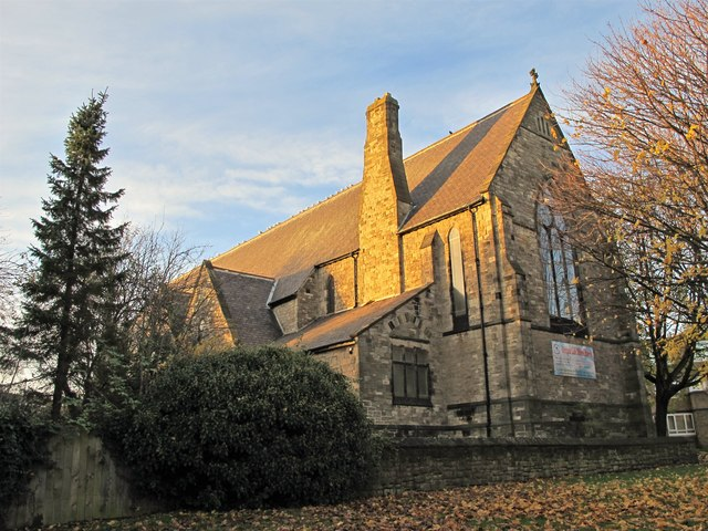 Church of St Philip, Arthurs Hill
