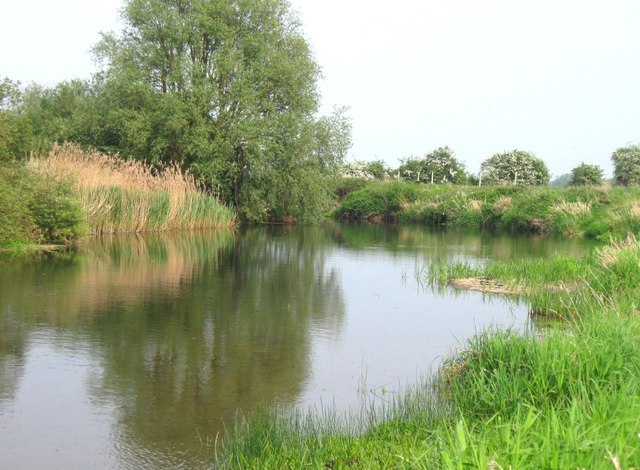 Beautiful stretch of the Dorset Stour