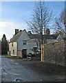 TL4346 : Thriplow: Cochrane's Farmhouse by John Sutton