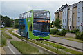 TL4461 : Stagecoach Busway Bus, Orchard Park west by N Chadwick