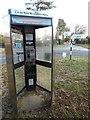SP9001 : KX300 Telephone Kiosk, South Heath by David Hillas