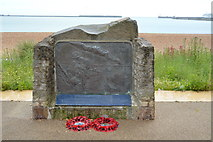 TR3241 : Dunkirk Memorial by N Chadwick