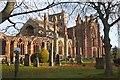 NT5434 : Melrose Abbey by Jim Barton
