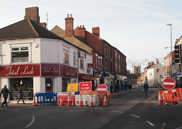 High Street, Hucknall, Notts.