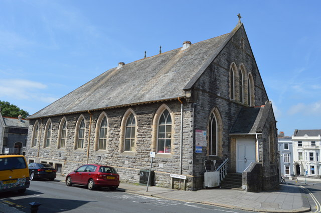 St Matthias Church Hall 169 N Chadwick Geograph Britain
