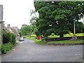 SO9312 : War memorial Brimpsfield - Gloucestershire by Martin Richard Phelan