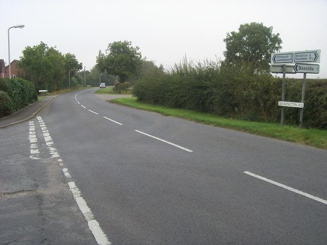 Leamington Road
