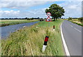 TL4999 : B1098 Sixteen Foot Bank at Cotton's Corner by Mat Fascione