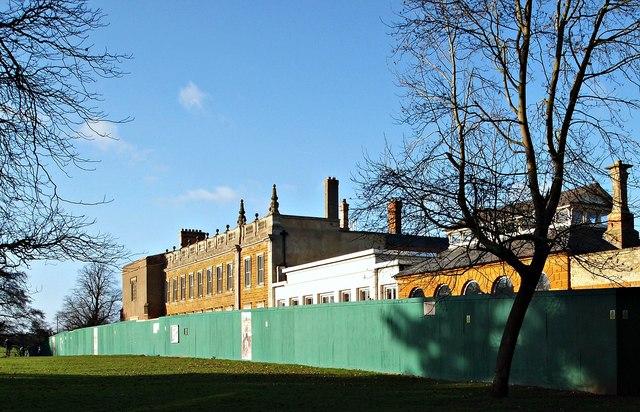Delapré Abbey, Northampton