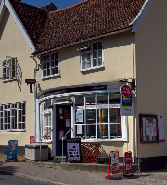 Rickinghall Newsagent & Post Office