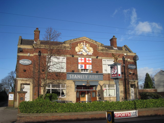 The Stanley Arms, Roby