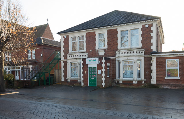 The Trees Daycare Nursery, 55 Leigh Road