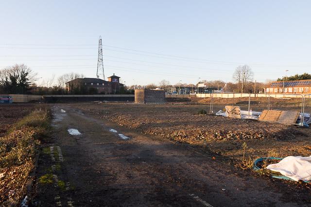 Development site,west of Kornwestheim Way