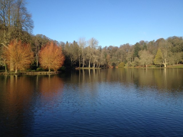 The Garden Lake at Stourhead