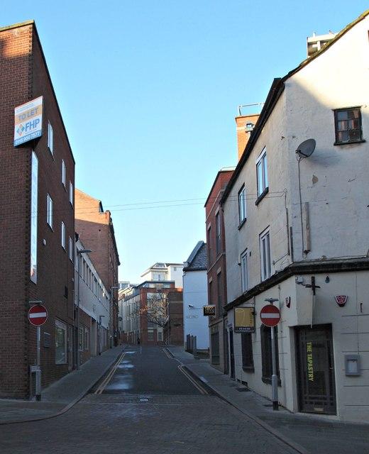High Cross Street, Hockley, Nottingham 1
