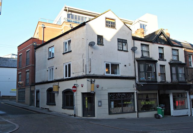 High Cross Street, Hockley, Nottingham 1