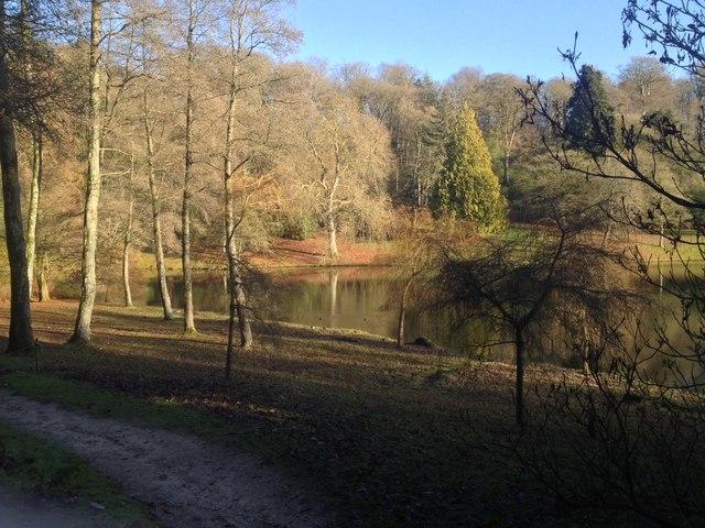 The Garden Lake, Stourhead