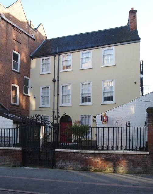 Heathcoat Street, Hockley, Nottingham 1