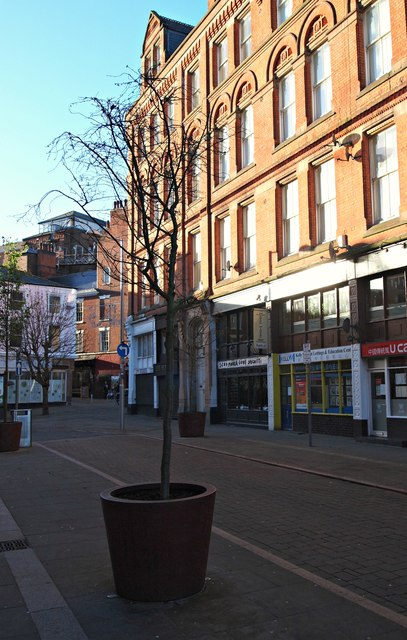Heathcoat Street, Hockley, Nottingham 1