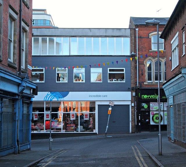 Goose Gate, Hockley, Nottingham 1