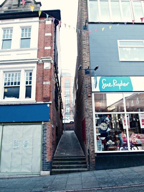 Wing Walk, Hockley, Nottingham 1