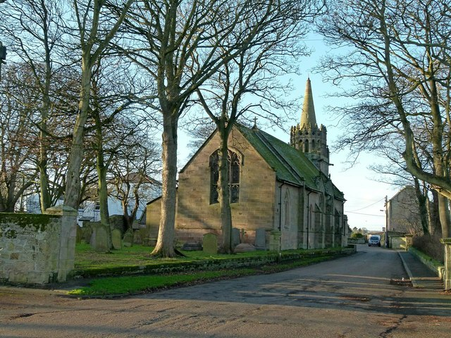 Church of St Ebba, Beadnell