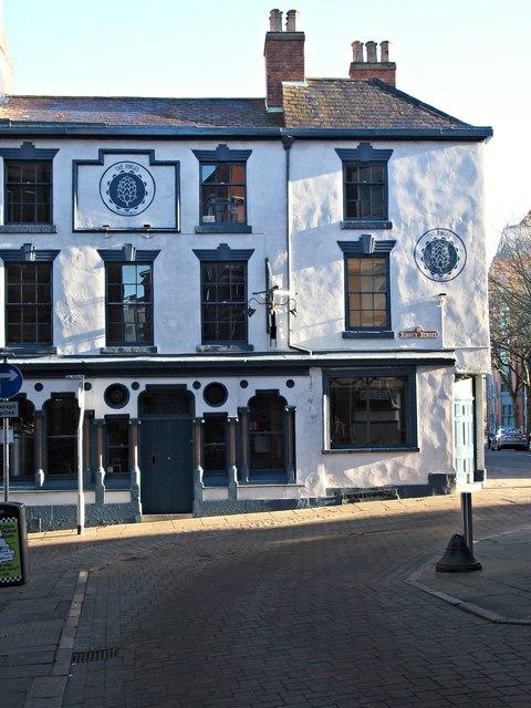 Stoney Street, Hockley, Nottingham 1