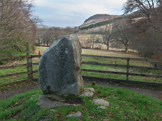 The location of the Eagle Stone