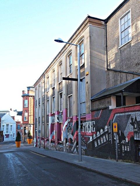 Old Lenton Street, Hockley, Nottingham 1