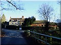 SK2939 : Lodge Farm by Ian Calderwood