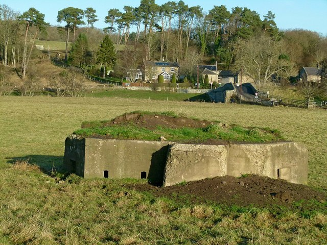 Pillbox, Pauperhaugh