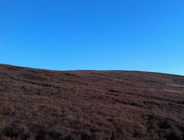 Luddock's Fell from near The East Grain