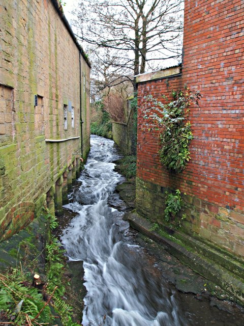 Town Mill, Mansfield, Notts.