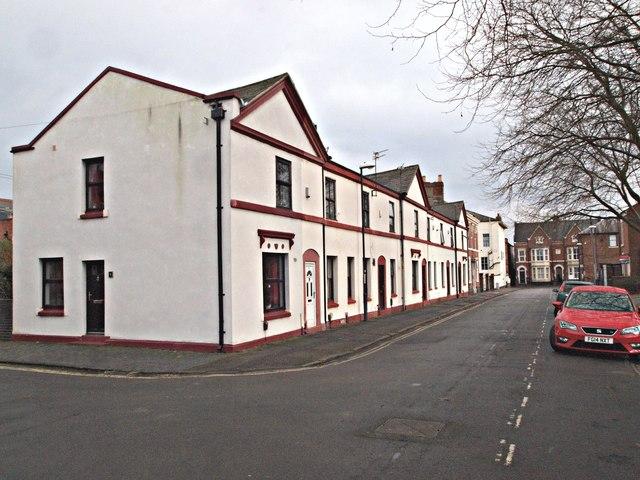 Forester Street, Derby