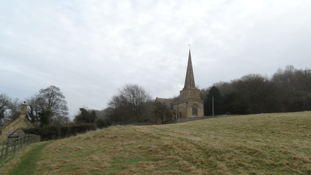 Saintbury - St Nicholas Church