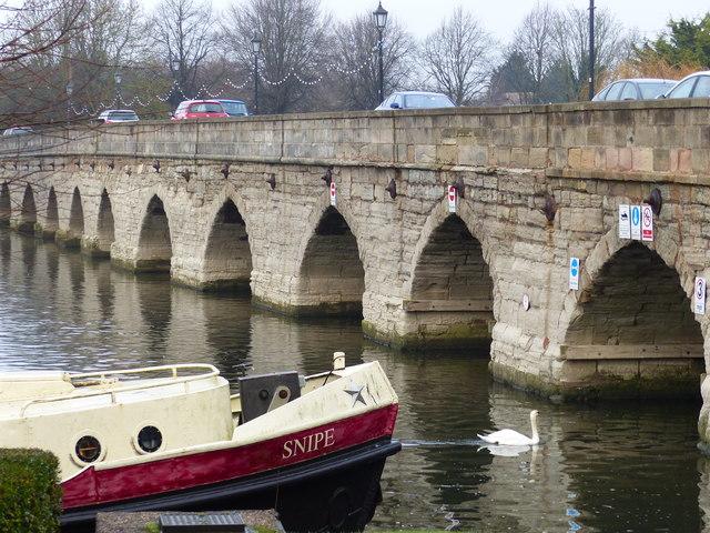 Clopton Bridge, Stratford-upon-Avon